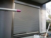 福岡市西区愛宕浜 雨戸リフォーム施工例 施工後