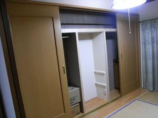 福岡市 クローゼット施工例 施工後