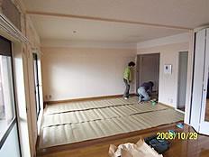 福岡市 全面改装工事施工例 施工前