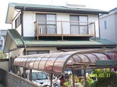 福岡市西区豊浜 屋根リフォーム(張り替え)施工例 施工後