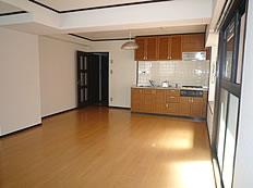 福岡市早良区室見 間取り変更リフォーム施工例 施工後