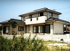 福岡市東区 新築住宅施工例 施工後