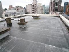 福岡市 屋上防水工事施工例 施工前