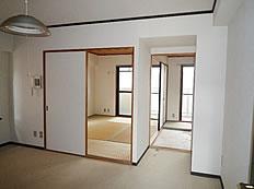 福岡市早良区室見 間取り変更リフォーム施工例 施工前