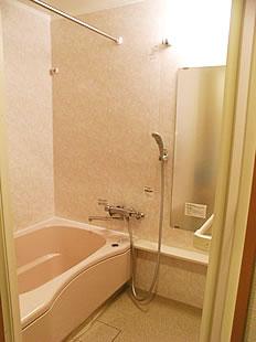 福岡市早良区高取 浴室リフォーム施工例 施工後