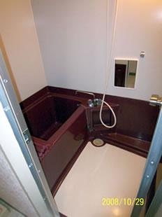 福岡市 浴室リフォーム施工例 施工前