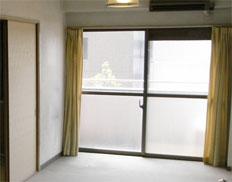 福岡市早良区百道 窓リフォーム施工例 施工前