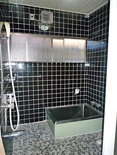 福岡市西区愛宕 浴室リフォーム施工例 施工前