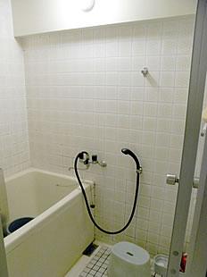 福岡市早良区高取 浴室リフォーム施工例 施工前