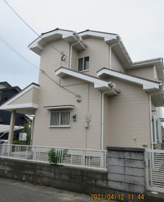 外壁・屋根塗装工事 施工後(2)