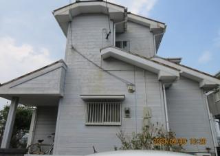 外壁・屋根塗装工事 施工前(2)